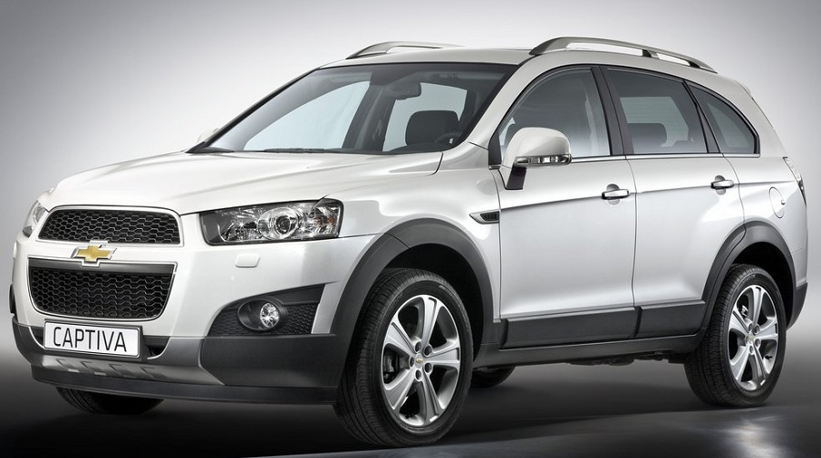Chevrolet Captiva Prices In Egypt Egprices Com