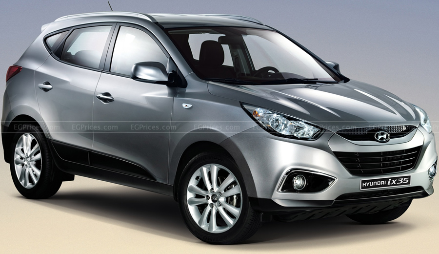 Hyundai Ix35 A T 2015 High Line Price In Egypt Judy