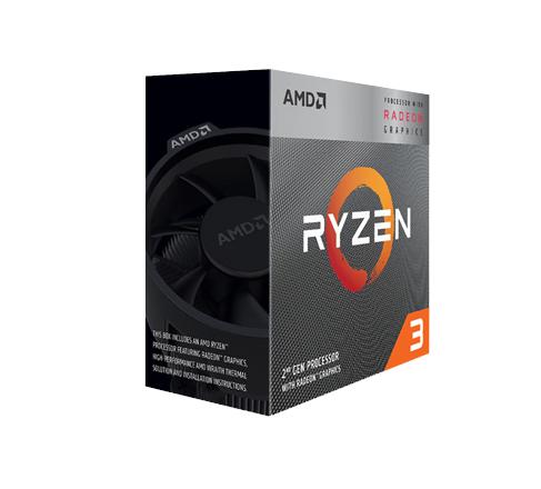 Amd Ryzen 3 3200g 4 Core 3 6ghz Socket Am4 65w Desktop Processor With Radeon Vega 8 Graphics Price In Egypt Egprices Com