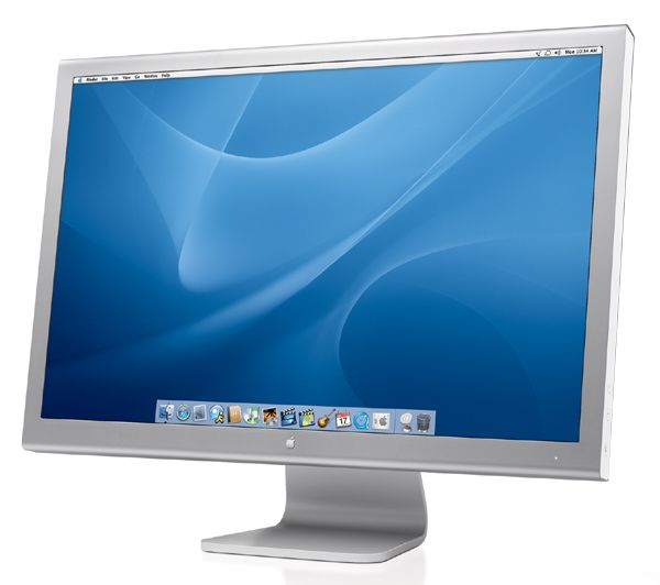 how to clean apple monitor
