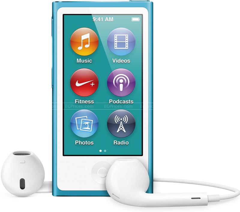 Apple IPod Nano 16GB (silver, pink,.. Price in Egypt ...