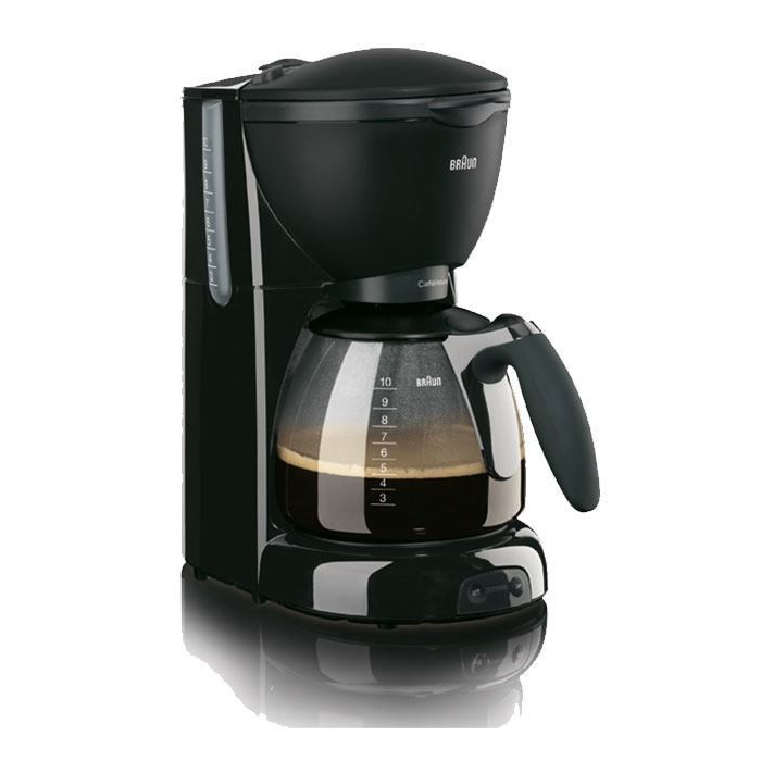Braun Coffee Maker Kf560 : Braun KF560 1100W Coffee Maker Price in Egypt Raya Shop - EGPrices.com
