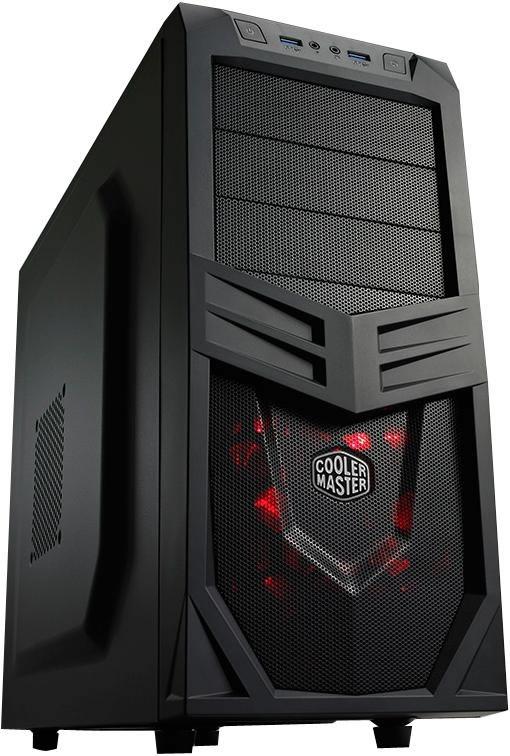 cooler master k281 mid tower deskto price in egypt baraka computer. Black Bedroom Furniture Sets. Home Design Ideas