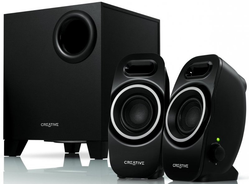 2,1: Creative SBS A350 2.1 Speaker Syste.. Price In Egypt