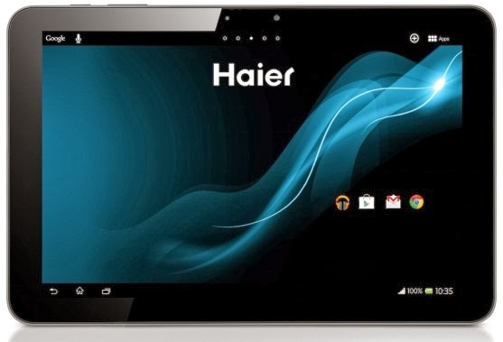 compare the haier 9 inch 8gb android tablet you