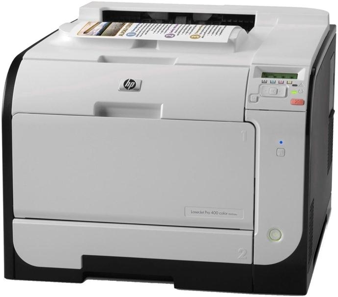 Hp Laserjet 400 Color M451nw Driver
