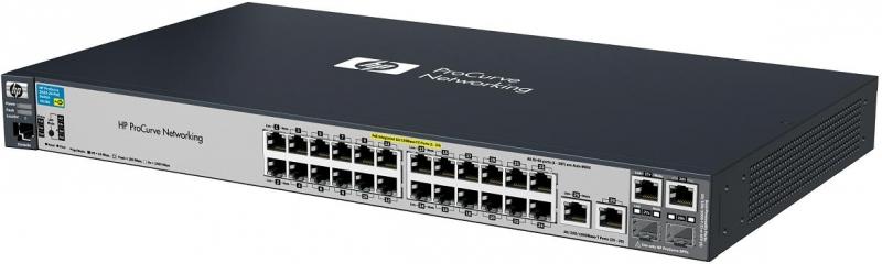Hp Procurve 2520 24 Poe Ethernet Sw Price In Egypt