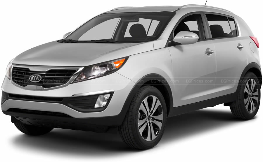 Kia Sportage EX AT (2014)
