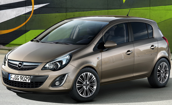 opel corsa a t highline 2014 price in egypt al ayouty auto. Black Bedroom Furniture Sets. Home Design Ideas