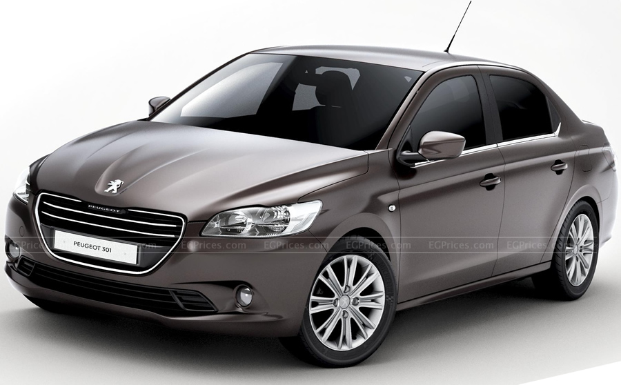 Peugeot 301 - A/T Baseline (2015) Price in Egypt ...