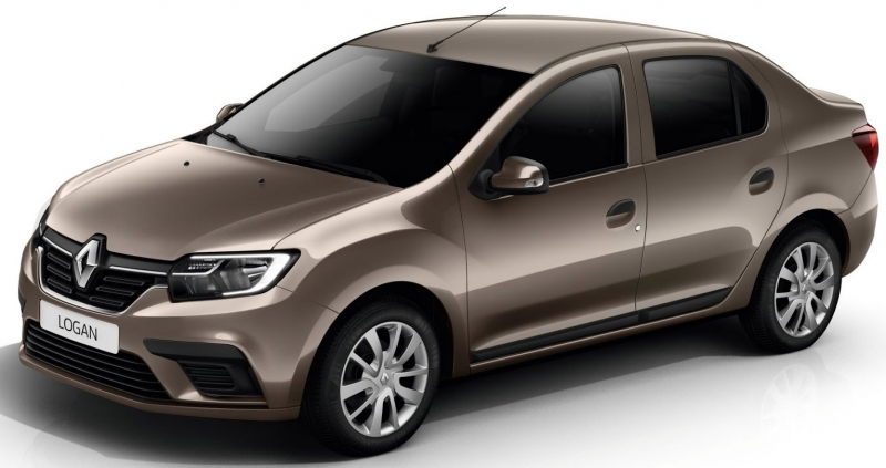 Renault Logan E2 A/T 2018 Price In Egypt