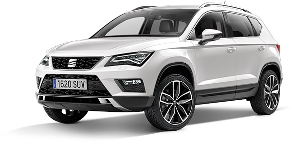 Seat Ateca Style Pluse 1.4 - A/T 20.. Price in Egypt | B ...