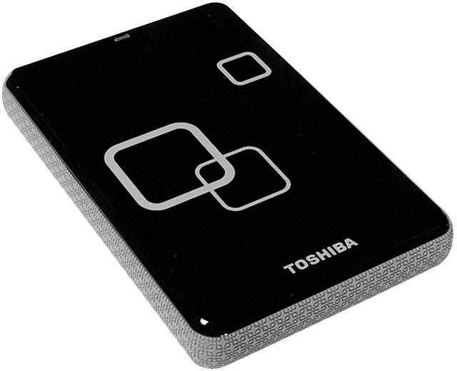 toshiba portable external hard drive instructions
