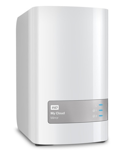 Wd My Cloud Mirror Software