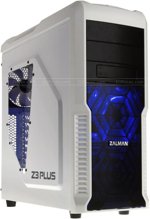 Zalman case z3 plus white dresses