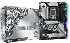 ASRock B460 Steel Legend Socket 1200 Motherboard specifications and price in Egypt