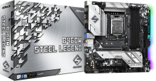 ASRock B460M Steel Legend Socket 1200 Motherboard specifications and price in Egypt