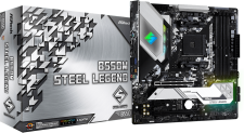 ASRock B550M Steel Legend Socket AM4 Motherboard specifications and price in Egypt