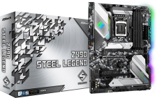 ASRock Z490 Steel Legend Socket 1200 Motherboard specifications and price in Egypt
