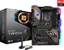 ASRock Z490 Taichi Socket 1200 Motherboard specifications and price in Egypt