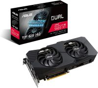 ASUS Dual Radeon RX 5600 XT EVO OC 6GB GDDR6 specifications and price in Egypt