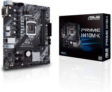 Asus Prime H410M-K LGA 1200 Motherboard specifications and price in Egypt