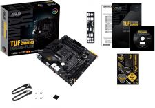Asus TUF Gaming B550M PLUS Socket AM4 Motherboard specifications and price in Egypt