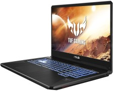 Asus TUF Gaming FX705DT-AU018T AMD Ryzen 7 3750H, 16GB, 512GB SSD, NVIDIA GTX 1650 4GB, 15.6 Inch, W10 Notebook PC specifications and price in Egypt