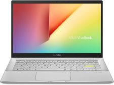 ASUS VivoBook S14 S433EQ-AM198T I7-1165G7, 8GB, 512GB SSD, NVIDIA MX350 2GB, 14 Inch, W10 Notebook PC specifications and price in Egypt