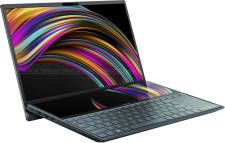 ASUS Zenbook Duo UX481FL-BM039T Intel Core i7-10510U, 16GB, 1TB, NVIDIA MX250 2GB, 14 Inch, W10 Notebook PC specifications and price in Egypt