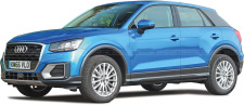 Audi Q2 P2  1.4 A/T 2020 specifications and price in Egypt