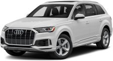 Audi Q7 TFSI  P1 A/T 2021 specifications and price in Egypt