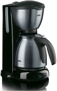 Braun KF610 1100W Coffee Maker specifications and price in Egypt
