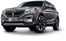 Brilliance V6 Grand Deluxe 2021 specifications and price in Egypt