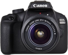 Canon EOS 4000D DSLR Camera specifications and price in Egypt