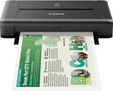 Canon PIXMA iP110 Inkjet Photo Printer specifications and price in Egypt