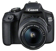 Canon EOS 2000D DSLR Camera specifications and price in Egypt
