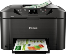 Canon MAXIFY MB5040 Inkjet Business Printer specifications and price in Egypt