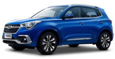 Chery Tiggo 4 Highline 1.5 A/T 2019 specifications and price in Egypt