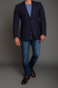 Concrete REGULAR FIT PREMIUM WOOL BLEND BLAZER 44815 specifications and price in Egypt