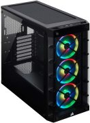 Corsair ICUE 465X RGB Black Mid Tower ATX Smart Case specifications and price in Egypt