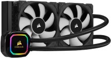 Corsair iCUE H100i RGB PRO XT Liquid CPU Cooler specifications and price in Egypt
