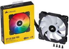 Corsair iCUE SP120 RGB PRO Performance 120mm Triple Fan Kit specifications and price in Egypt