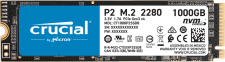 Crucial P2 1TB PCIe M.2 2280SS SSD specifications and price in Egypt