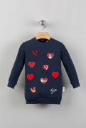 DRESS WITH EMBROIDERED HEARTS 41851 specifications and price in Egypt