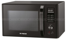 Fresh FMW-28KCOB-SB 28 Liter 1000 Watt convection Digital Microwave specifications and price in Egypt