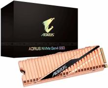 Gigabyte AORUS 500GB 3D NAND NVMe Gen4 M.2 2280 Internal Solid State Drive (SSD) specifications and price in Egypt