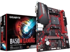 Gigabyte B450M GAMING Socket AM4 Motherboard (rev. 1.0) specifications and price in Egypt