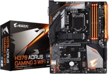Gigabyte H370 AORUS GAMING 3 WIFI Socket LGA 1151 Motherboard (rev. 1.0) specifications and price in Egypt