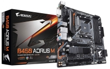 Gigabyte B450 AORUS M Socket AM4 Motherboard (rev. 1.0) specifications and price in Egypt